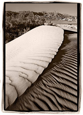 Death Valley Sand Dune Original by Steve Gadomski