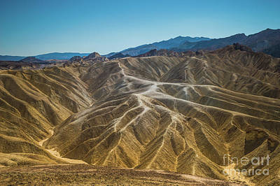 Photograph - Death Valley Southern Slopes by Blake Webster