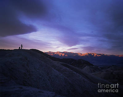 Photograph - Death Valley Sunrise by Jim And Emily Bush