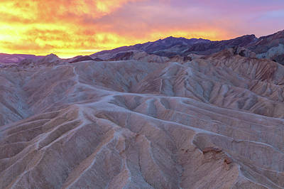 Photograph - Death Valley Sunrise  by Jonathan Nguyen