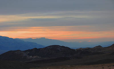 Photograph - Death Valley Sunset by Stephanie Grant
