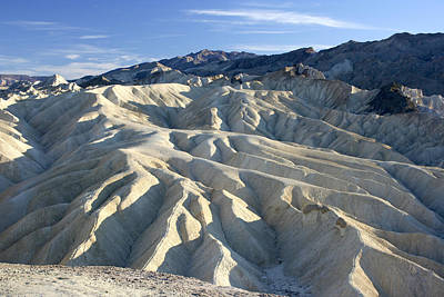 Photograph - Death Valley View by Kathy Stanczak