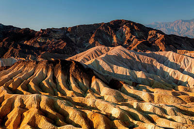 Photograph - Death Valley Wilderness by Andrew Soundarajan