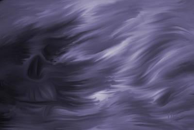Digital Art - Death Wind by Vic Weiford