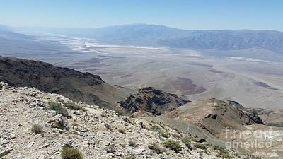 Photograph - Death Valley by Fortunate Findings Shirley Dickerson