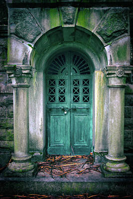 Photograph - Death's Door by Jessica Jenney