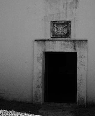 Photograph - Death's Doorway by VB Medley