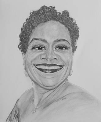 Drawing - Deborah by Michelle Gilmore