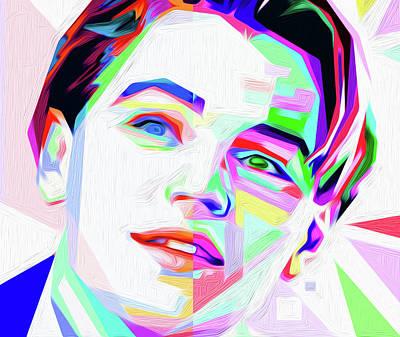 Decaprio By Nixo Art Print