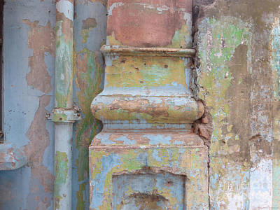 Art Print featuring the photograph Decay by Jean luc Comperat