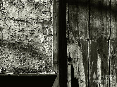 Black And White Photograph - Decay by Jeff Breiman