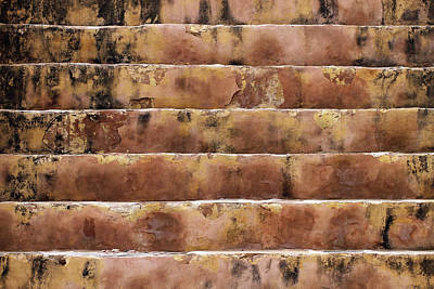 Photograph - Decayed Stairs by Prakash Ghai