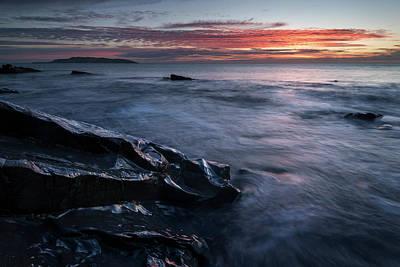 Photograph - December Dawn by Niall Whelan