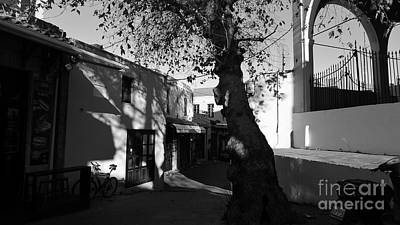 Photograph - December Light On Rhodos / Greece by Karina Plachetka