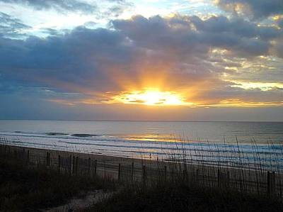 Photograph - December Rays by Betty Buller Whitehead
