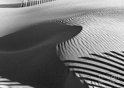 Silhoette Photograph - December Sands by Kathi Mirto