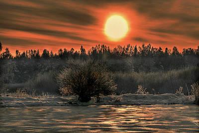 Keith Richards - December sun #f3 by Leif Sohlman