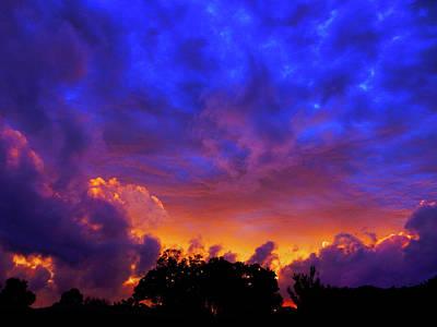 Photograph - December Sunrise by Mark Blauhoefer