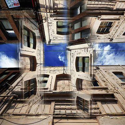 Photograph - Deception by Wayne Sherriff