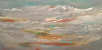 Painting - Decidious by Soraya Silvestri
