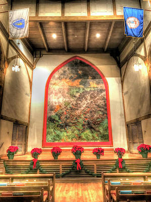 Photograph - Decked Out For Christmas by Don Mercer