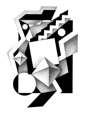 Digital Art - Decline And Fall 13 by David Chestnutt