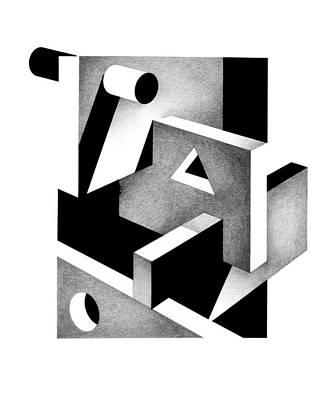 Digital Art - Decline And Fall 19 by David Chestnutt