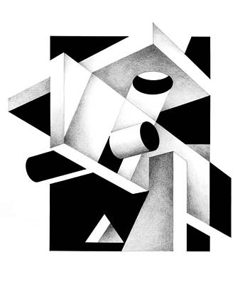 Digital Art - Decline And Fall 7 by David Chestnutt