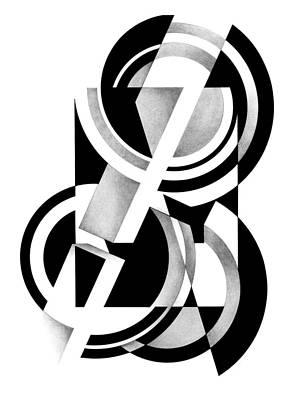 Digital Art - Decline And Fall 9 by David Chestnutt