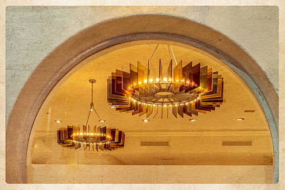 Photograph - Deco Arches by Melinda Ledsome