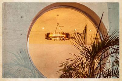Photograph - Deco Circles by Melinda Ledsome