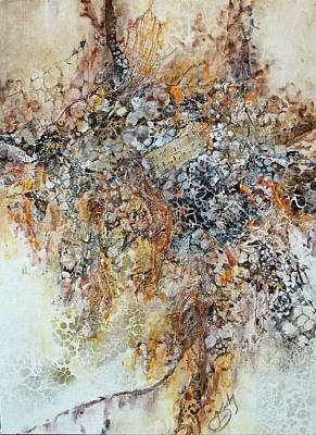 Painting - Decomposition  by Joanne Smoley