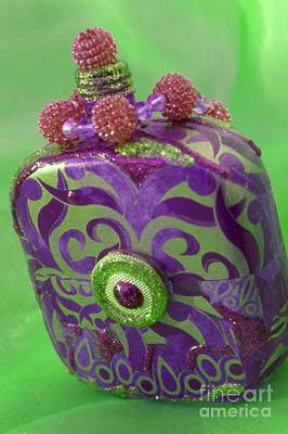 Photograph - Decorative Bottle by Tamarra Tamarra