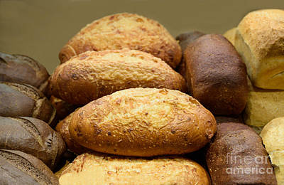 Photograph - Decorative Bread Of Life Photo B4817 by Mas Art Studio