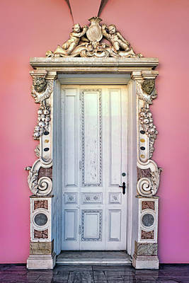 Photograph - Door - Ringling Museum Of Art by Nikolyn McDonaldDecorative Door