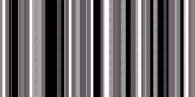 Digital Art - Decorative Stripe - Lavender Gray by Val Arie