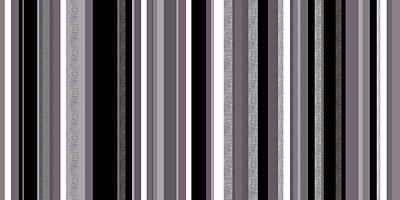 Digital Art - Decorative Stripe - Lavender Gray by Val Arie