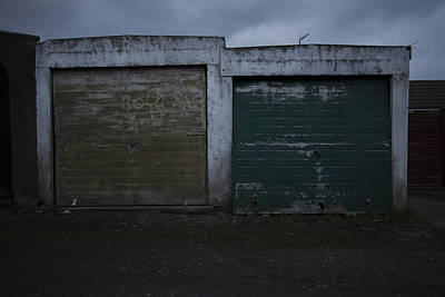 Photograph - Decrepit Storage by Stewart Scott