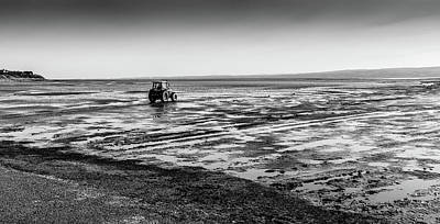 Photograph - Dee Estuary by Georgia Fowler