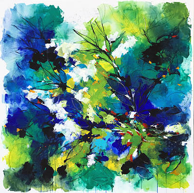 Painting - Deep Blue by Alessandro Andreuccetti