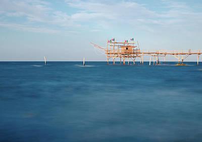 Photograph - Deep Blue by Andrea Mazzocchetti