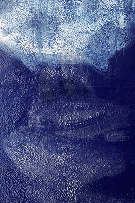 Photograph - Deep Blue Sea by Michael Evans