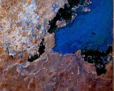 Photograph - Deep Blue Sea by Patricia Strand