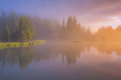 Breathe Photograph - Deep Breath by Darren White