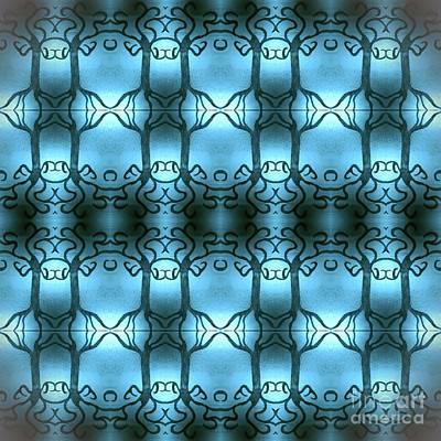 Digital Art - Deep Connections by Rachel Hannah