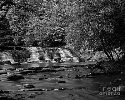 Photograph - Deep Creek Falls 1 by Patrick M Lynch