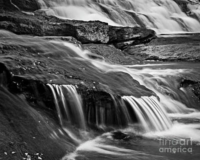 Photograph - Deep Creek Falls 2 by Patrick M Lynch