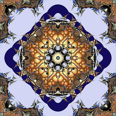 Digital Art - Deep Dish by Jim Pavelle