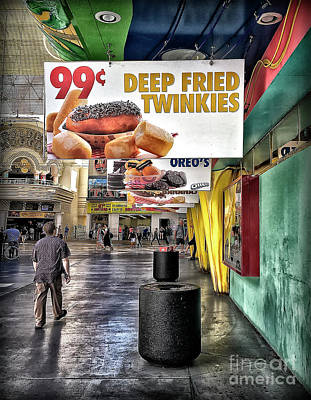 Photograph - Deep Fried Twinkies by Walt Foegelle
