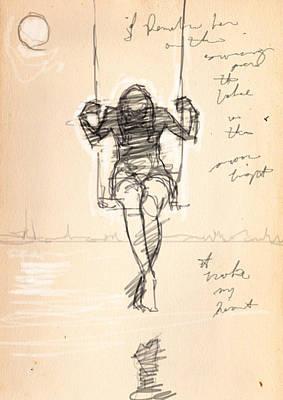 Deep In August Art Print by H James Hoff